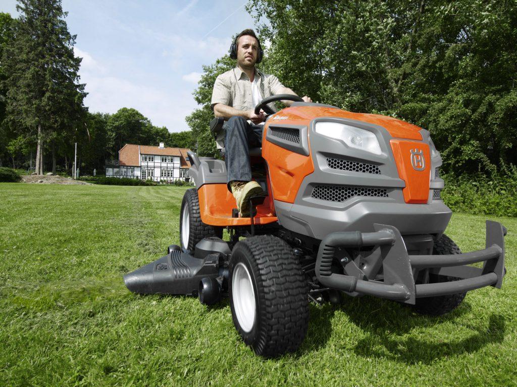 Husqvarna Garden Tractor for sale in Peterborough