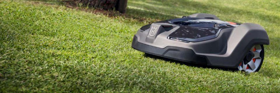Peterborough's Robotic Mower Specialist